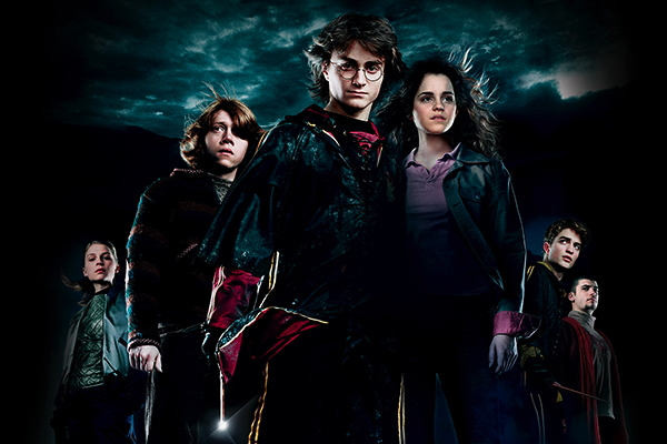 Cast of Harry Potter and the Goblet of Fire