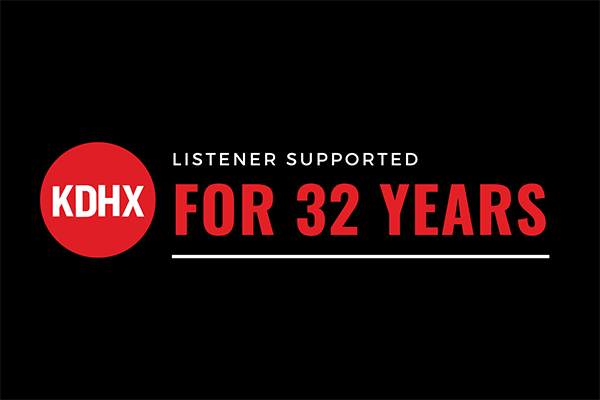You Can Count On KDHX