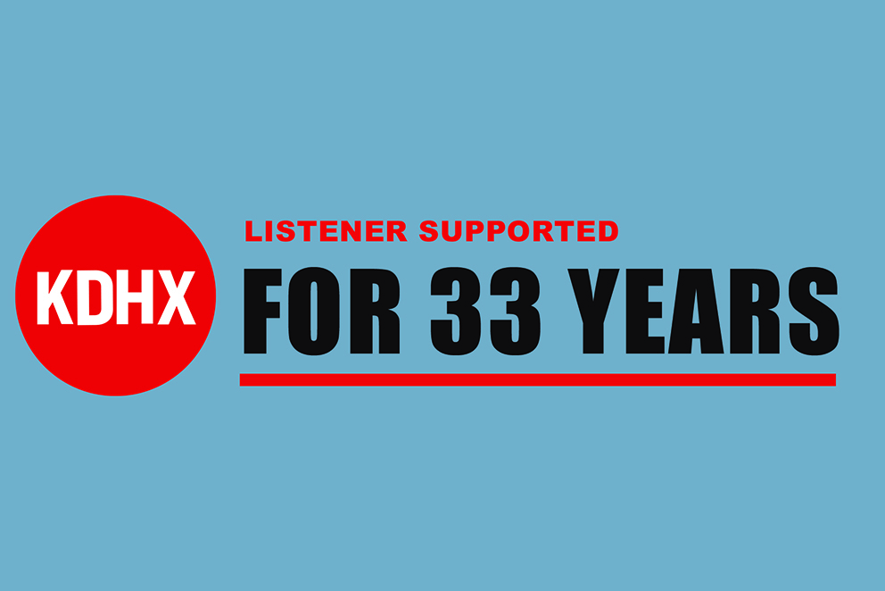 Listener Supported for 33 years