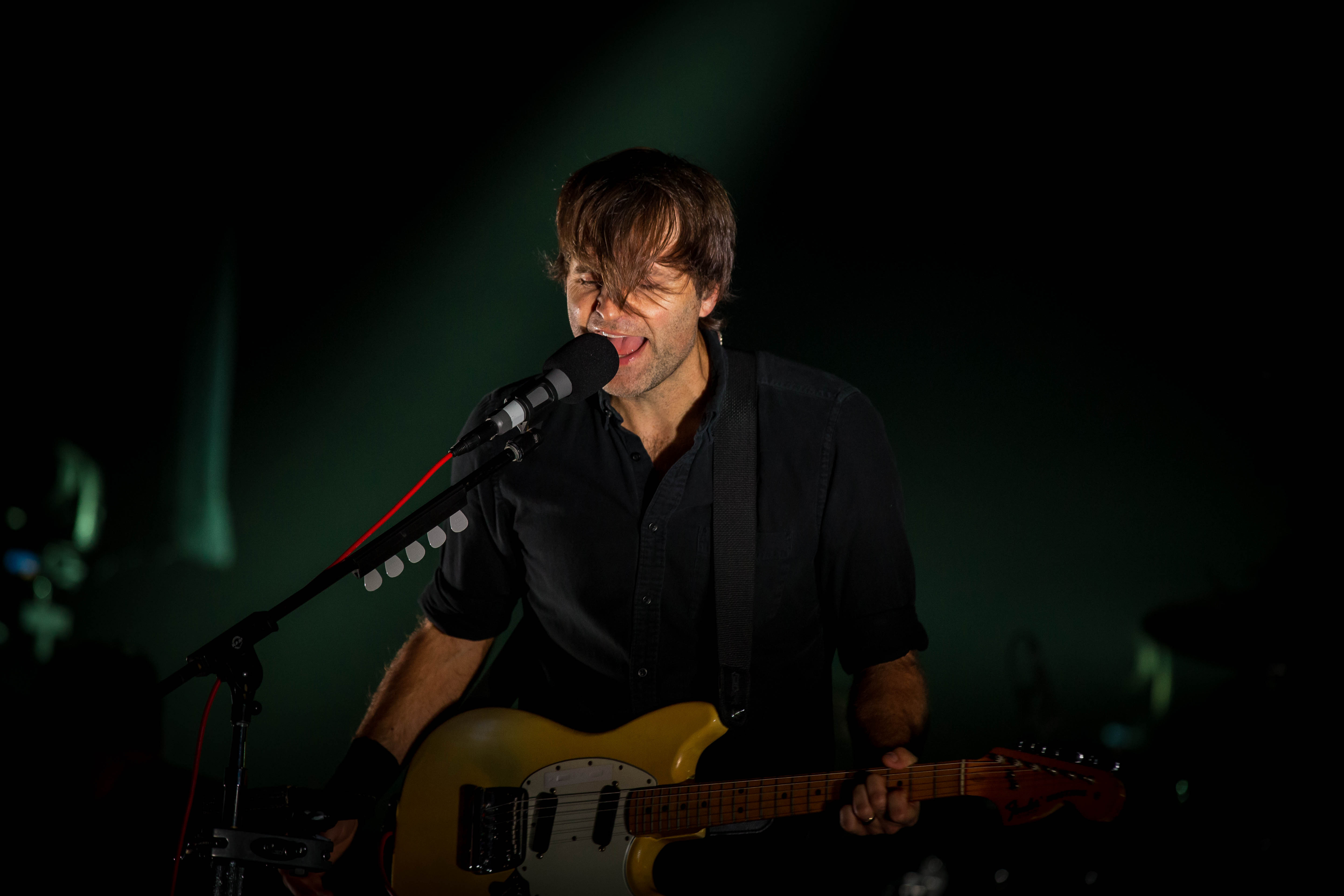 Death Cab for Cutie at Stifel Theatre. Photo by Dustin Winter.