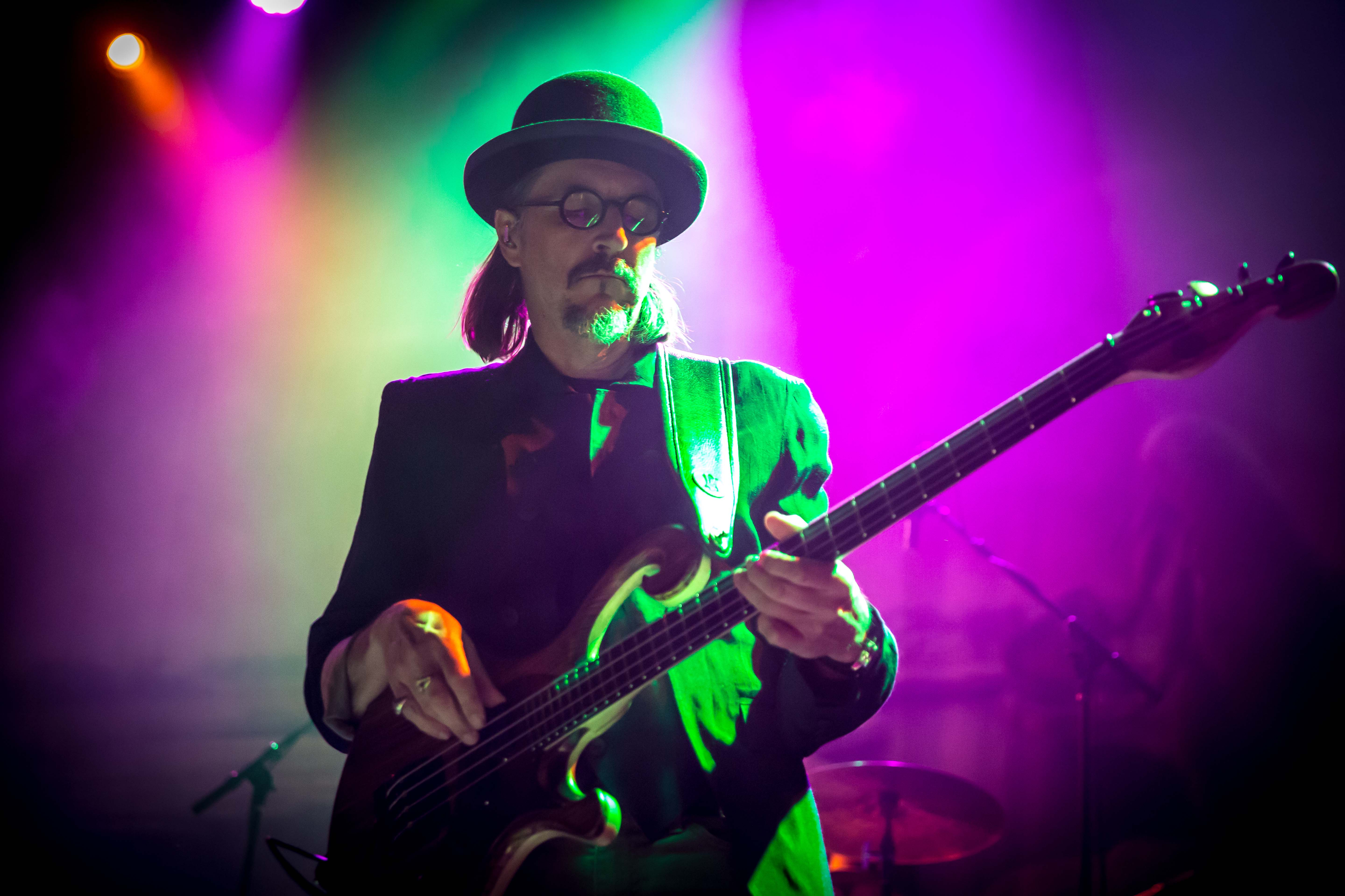 Claypool Lennon Delirium. Photo by Dustin Winter.