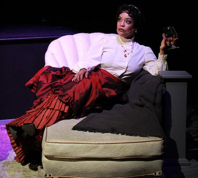 The new musical 'Madam,' by Colin Healy, photos courtesy of Fly North Theatricals.