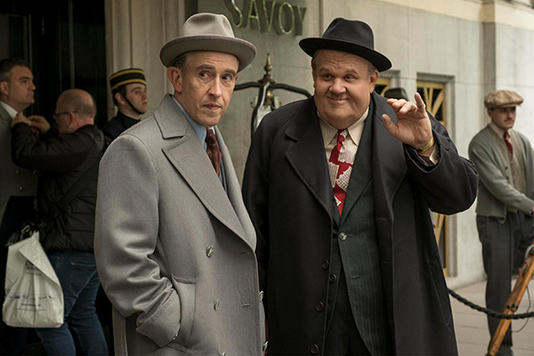 'Stan & Ollie.' Reviewed by Diane Carson.