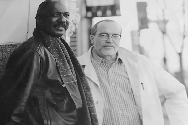 Hank Thompson Remembers His Friend DJ Wilson