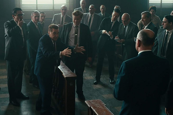 'The Irishman' Lays Out A Lie
