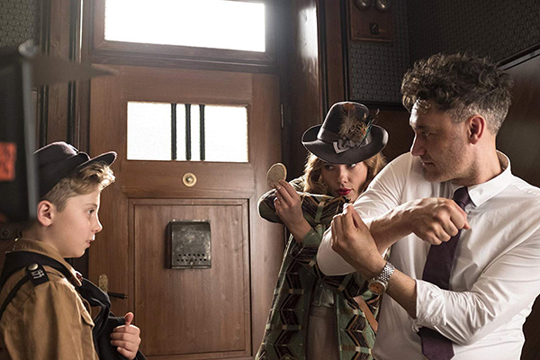'Jojo Rabbit' Satirizes Nazi Germany In A Most Entertaining Way