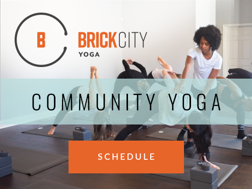 Book a class at Brick City Yoga