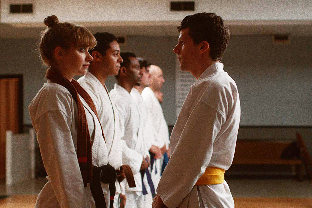 'The Art of Self Defense.' Film review by Diane Carson.