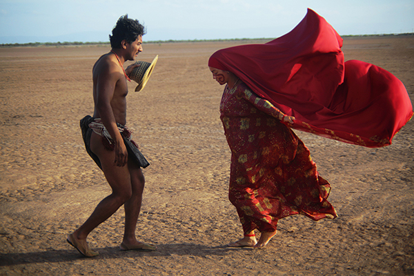 'Birds of Passage.' Film review by Diane Carson.