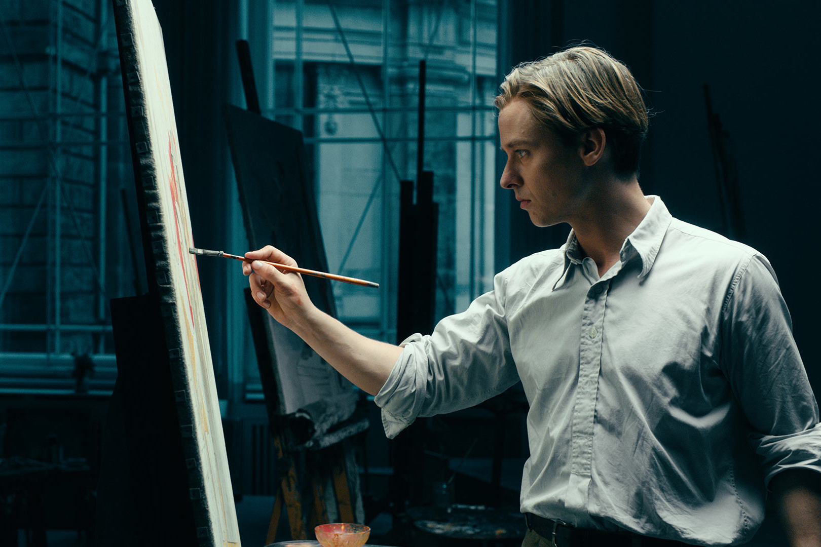 'Never Look Away.' Film review by Diane Carson.
