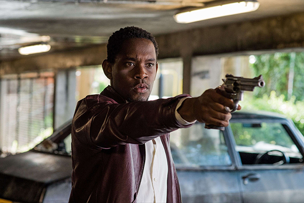 'Yardie.' Film review by Diane Carson.
