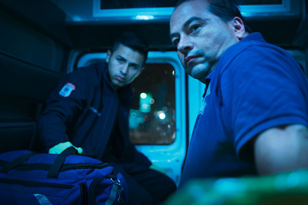 'Midnight Family' Profiles The Ochoas' Mexico City Private Ambulance Work