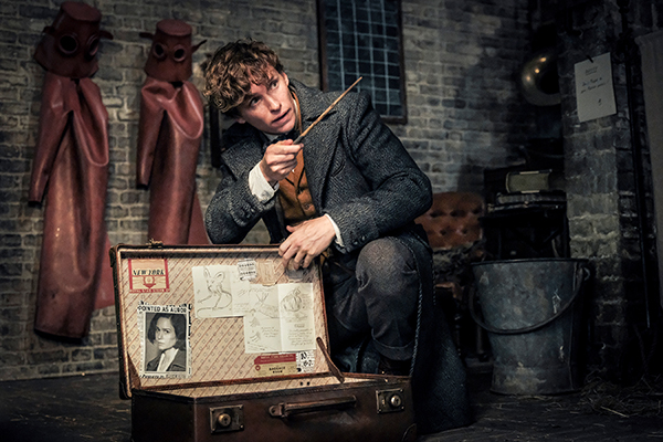 'Fantastic Beasts: The Crimes of Grindelwald.' Film review by Martha K. Baker.
