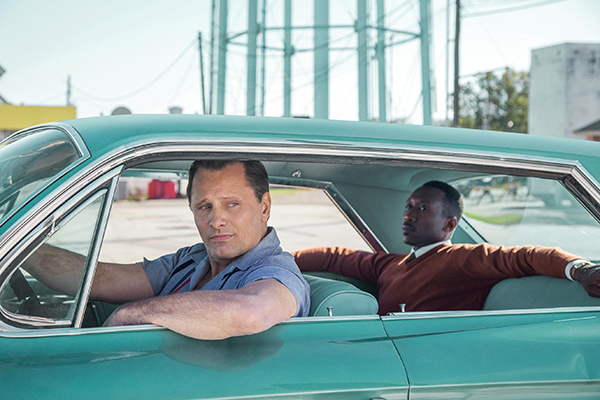 'Green Book.' Film review by Diane Carson.