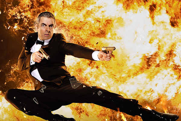 'Johnny English Strikes Again.' Film review by Martha K. Baker.