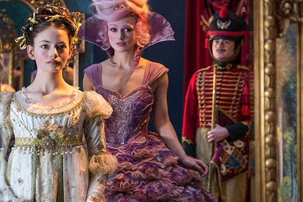 'The Nutcracker and the Four Realms.' Film review by Martha K. Baker.