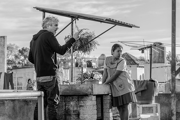 'Roma.' Film review by Diane Carson.