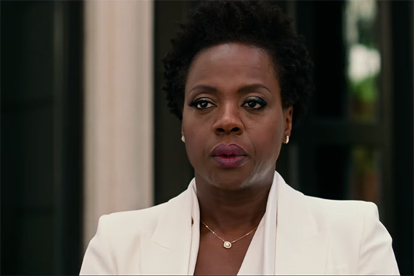 'Widows.' Film review by Diane Carson.