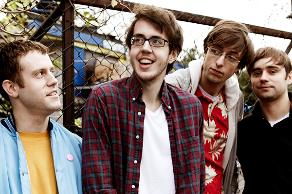 Cloud Nothings. Interviewed by Rob Levy.