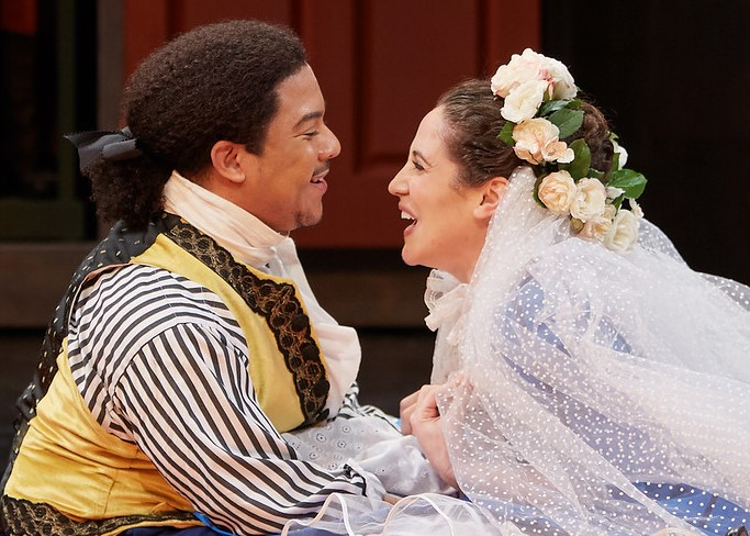 Opera Theatre of St. Louis presents 'The Marriage of Figaro,' Photo by Eric Woolsey.