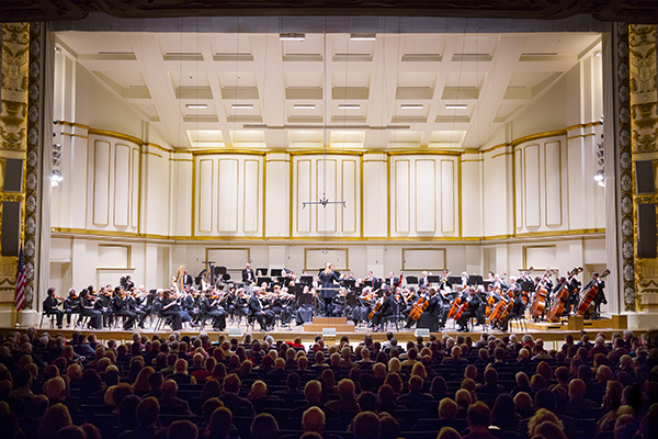 Saint Louis Symphony Brings The Classical Era To Life
