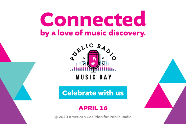 Celebrating Public Radio Music Nationwide