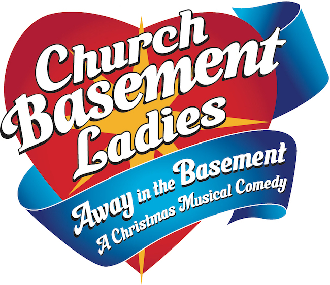 'Away in the Basement - A Church Basement Ladies Christmas' now playing at the Playhouse at Westport Plaza