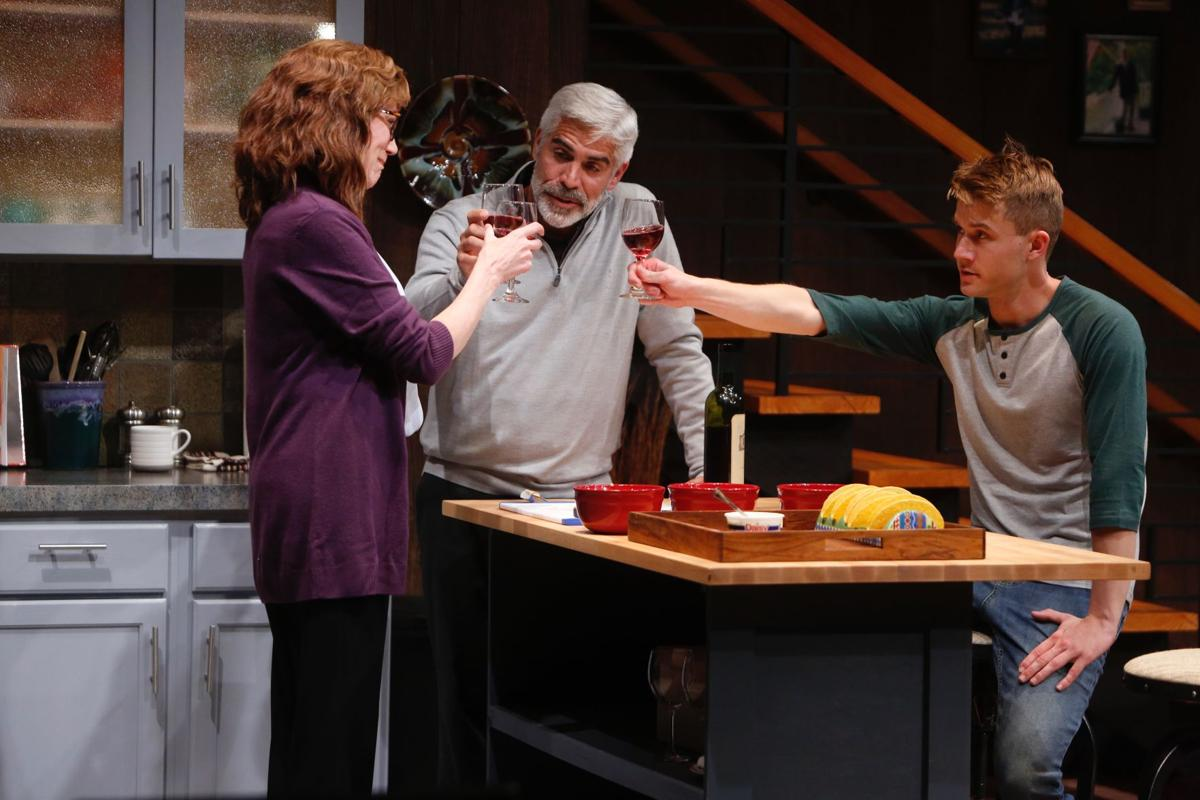 'Admissions' at The Repertory Theatre St Louis, Photo courtesy of Jerry Naunheim Jr.