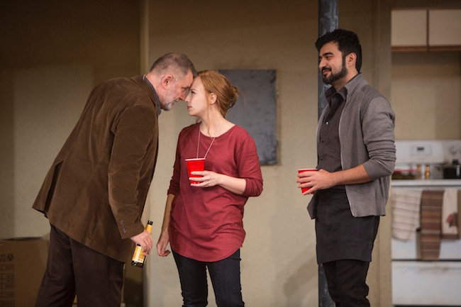 'The Humans' in performance at The Repertory Theatre of St Louis, Photo by Jerry Naunheim, Jr.