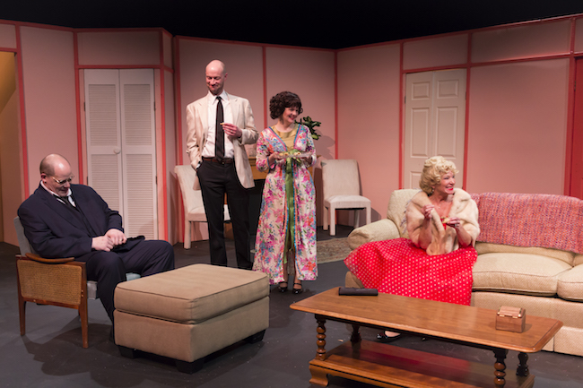 'Perfect Arrangement' at R-S Theatrics, photo by Michael Young