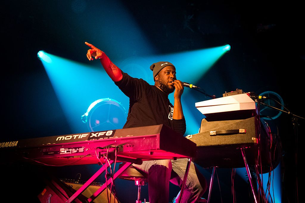 'Robert Glasper.' Photo courtesy of Andreas Lawen.