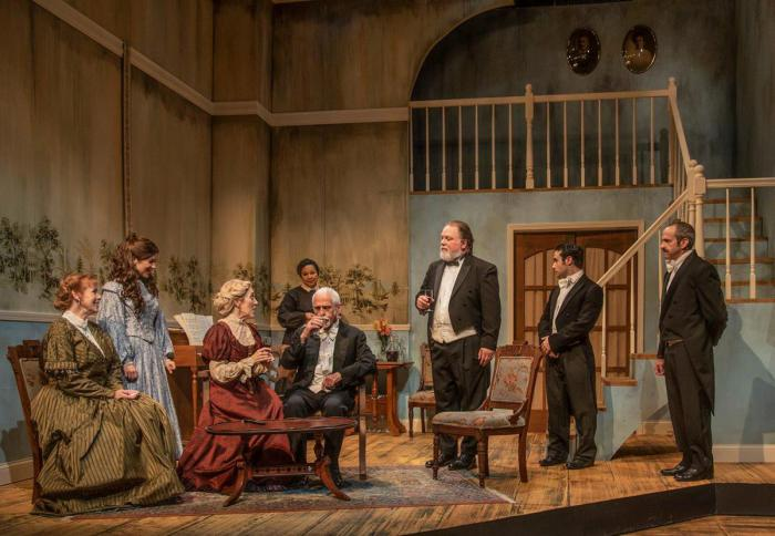 'The Little Foxes' at St Louis Actors Studio, Photo by Patrick Huber