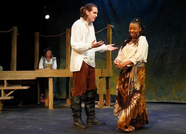 St Louis Shakespeare presents 'The Tempest,' Photo by Ron James