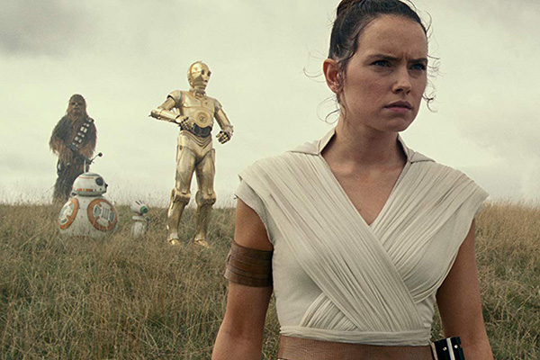 'Star Wars: The Rise of Skywalker' Offers Adventurous, Thematic Entertainment