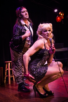 'Hedwig and the Angry Inch,' photo courtesy of The Q Collective
