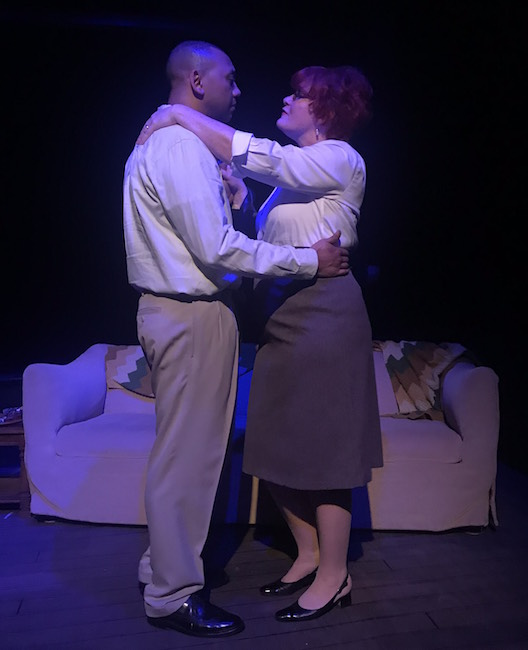 Tesseract Theatre presents 'Mama's Boy' by Rob Urbinati.