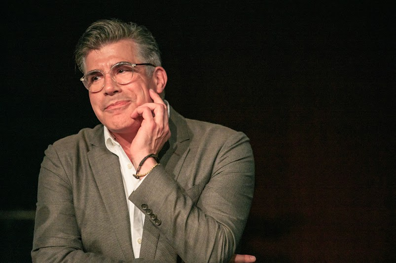 Bryan Batt in 'Dear Mr. Williams,' Photo by Ben Nordstrom for the Tennessee Williams Festival St. Louis.