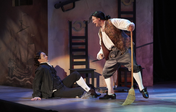 Union Avenue Opera presents Leonard Bernstein's comic operetta 'Candide' through July 13, photos by Dan Donovan.