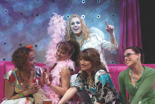 'Girls Night: the musical' Photo courtesy of The Playhouse at Westport Plaza