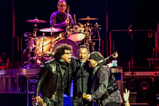 Bruce Springsteen & The E Street Band at the Chaifetz Arena
