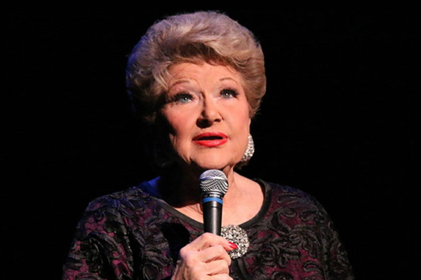 Marilyn Maye singing