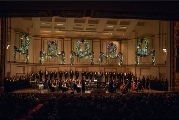 The Bach Society at Powell Hall