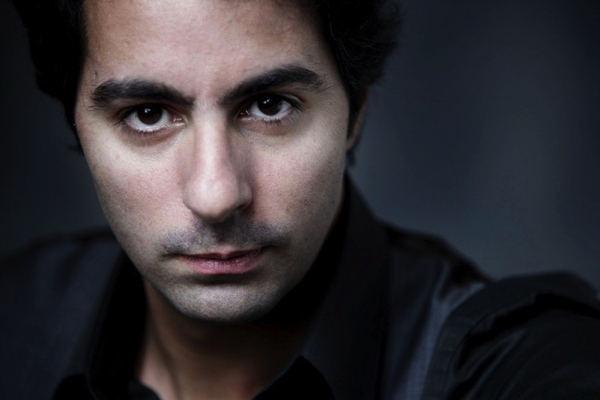 PIanist Saleem Ashkar.  Photo courtesy of the SLSO.