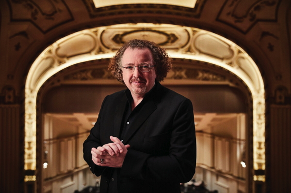 SLSO Music Director Stéphane Denève. Photo courtesy of the SLSO.