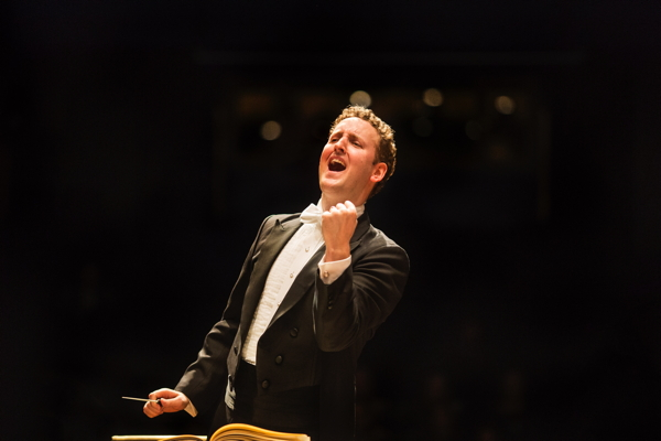 Conductor Michael Francis