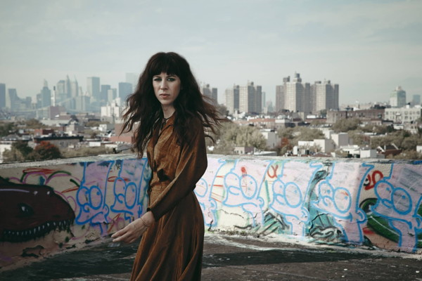 Composer Missy Mazzoli. Photo by Marylene May.