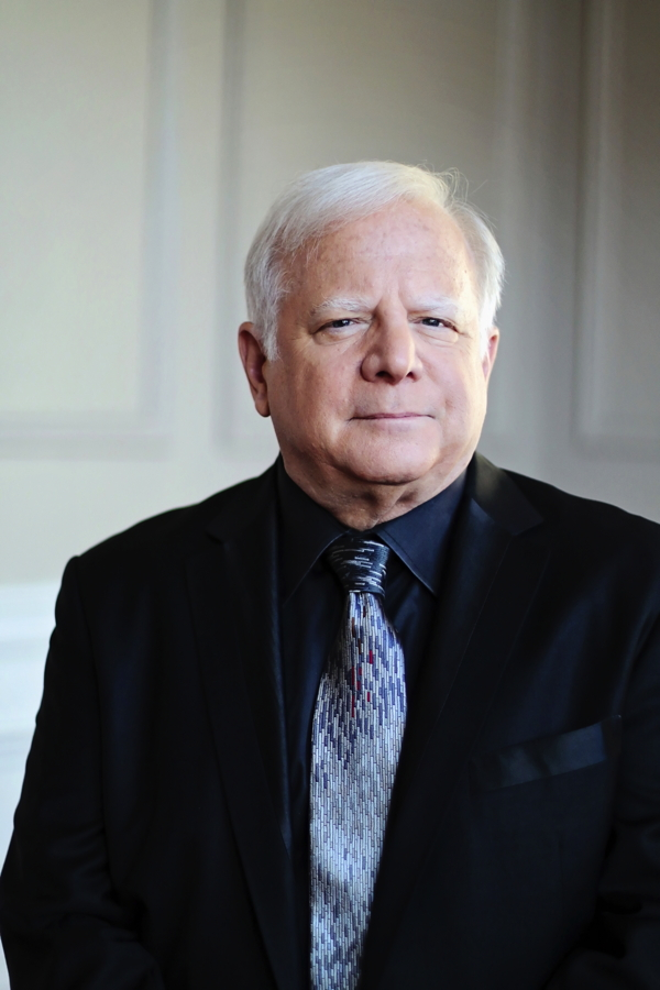 Leonard Slatkin. Photo courtesy of the St. Louis Symphony Orchestra.