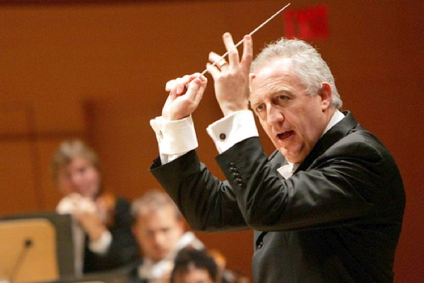 Conductor Bramwell Tovey