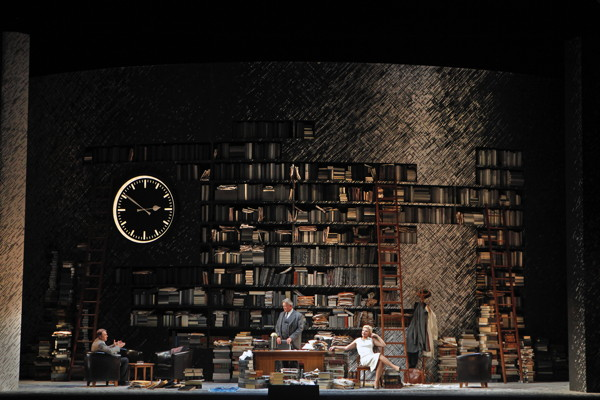 The Makropulos Case at San Francisco Opera. Photo by Cory Weaver.
