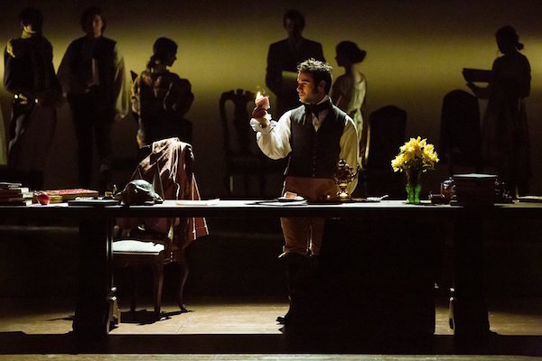 In Pursuit Of Truth And Beauty Tom Stoppards Arcadia At Slu Kdhx